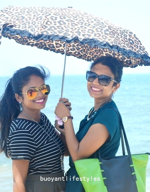 Thats us.. Left Ishani and right Amropali