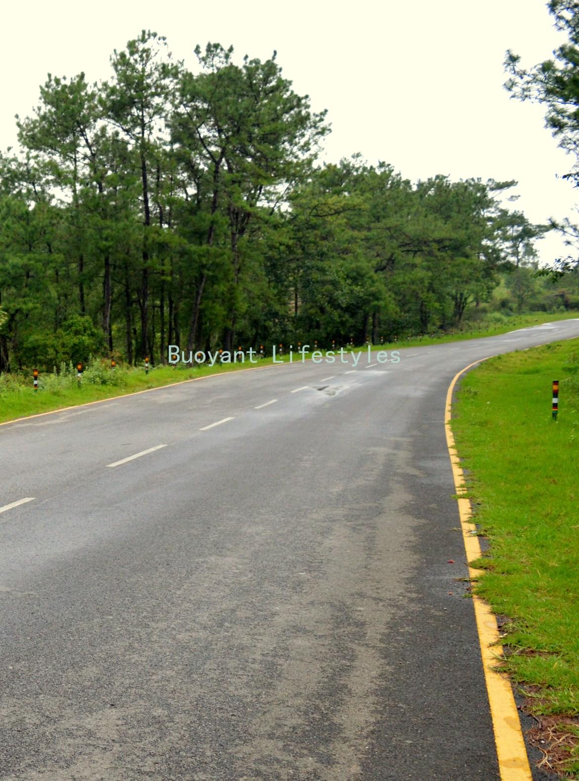 A Thrilling Roadtrip via Shillong-Jowai bypass