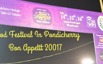 Food Festival in Pondicherry