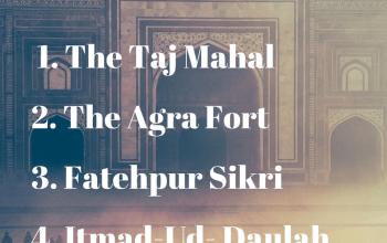 #Travelblog #Agra #TouristattractioninAgra