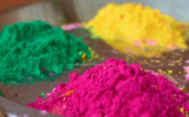 Holi- one of the beautiful festivals of Incredible India