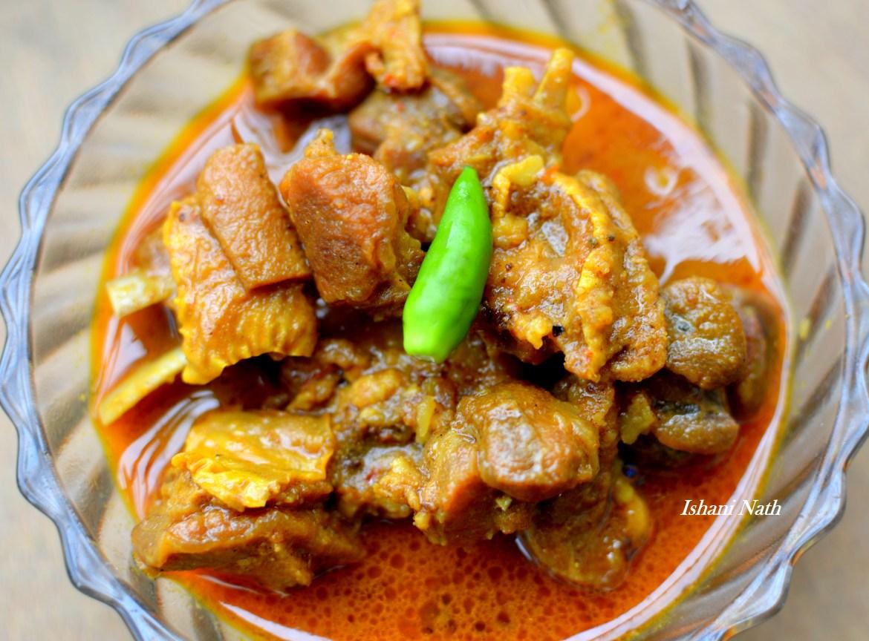 #bengalicuisine #recipe #foodblogger #muttoncurry #cookbook