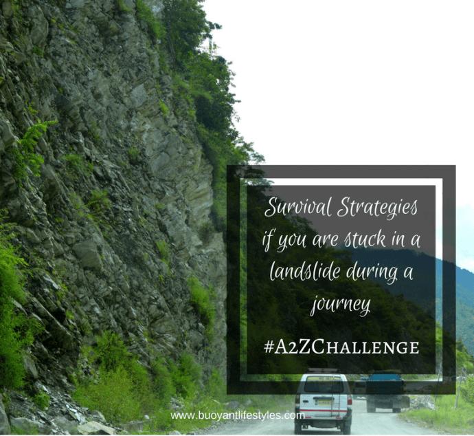 #travelblogger #guwahatiblogger #survivalstrategies #landslides