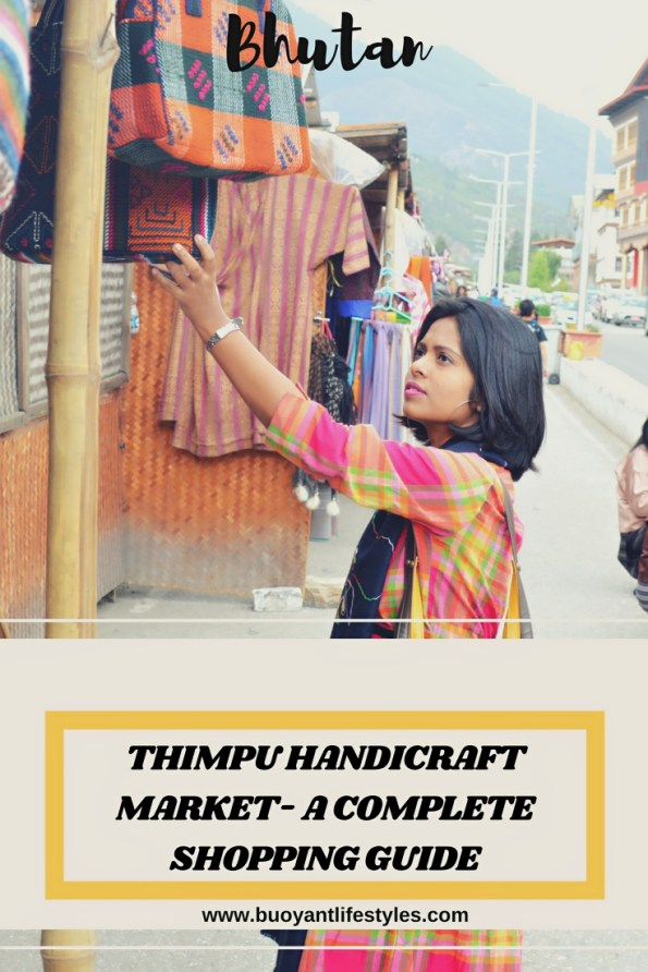 Thimpu Handicraft Market- A complete shopping guide