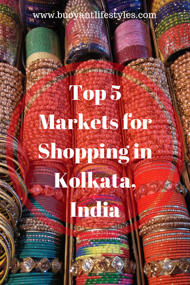 Top 5 Markets for Shopping in Kolkata, India