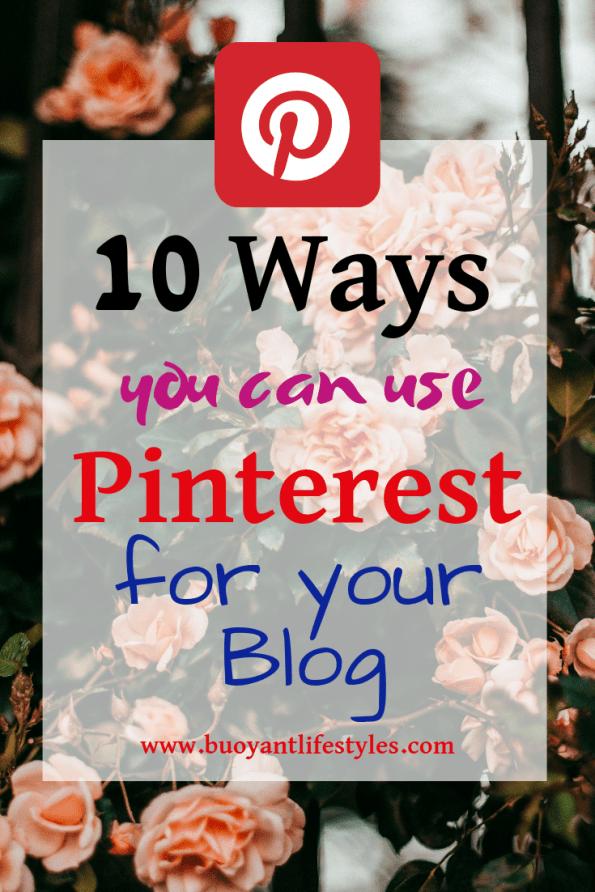 #pinterestforblogger #howtousepinterest #pinterest