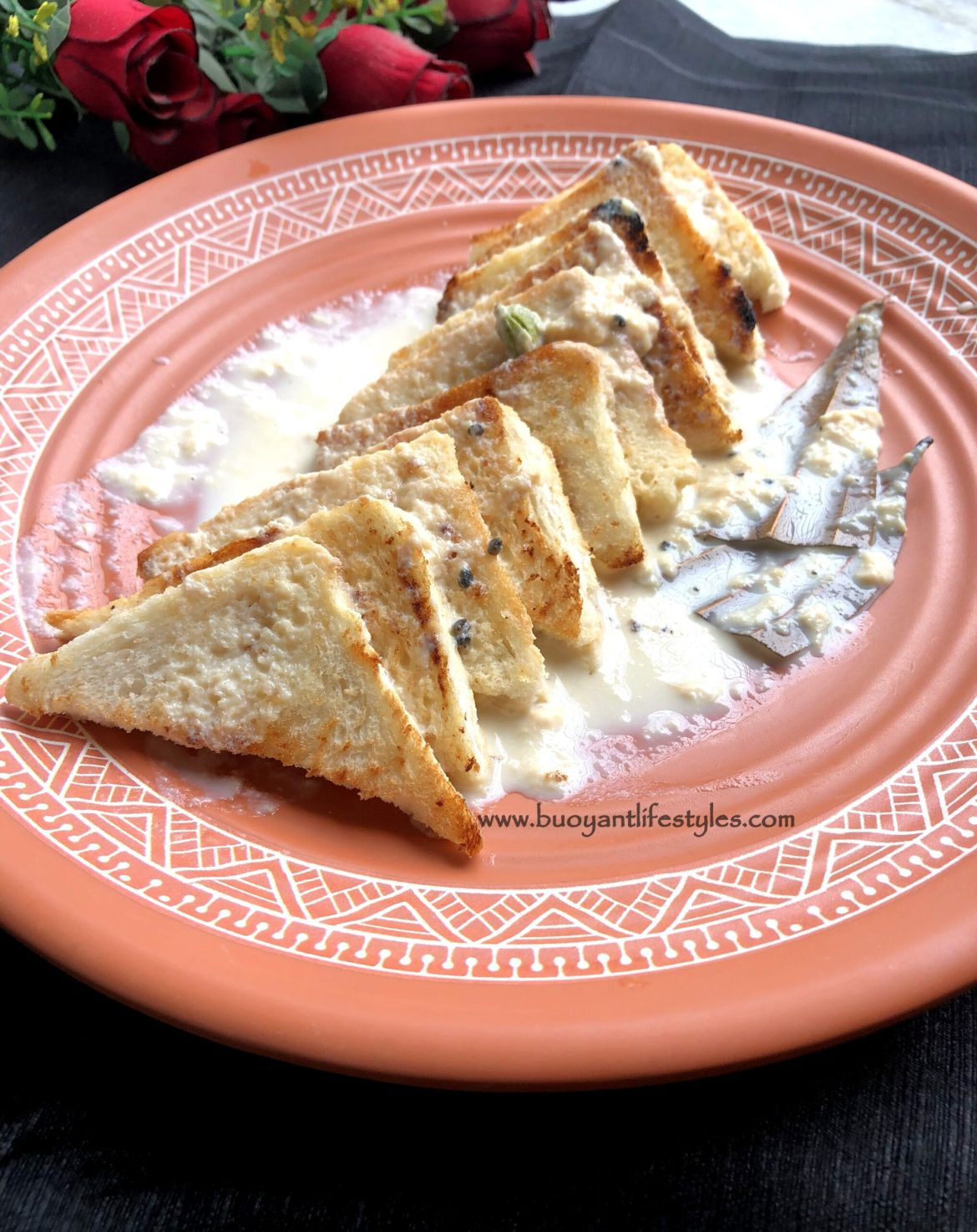 Easy Shahi Tukda Recipe – a delicious Indian Dessert