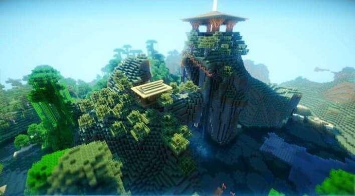 Altar of Minecraft