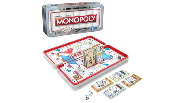 Monopoly Road Trip Edition
