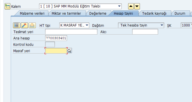 SAP MM SAT 5