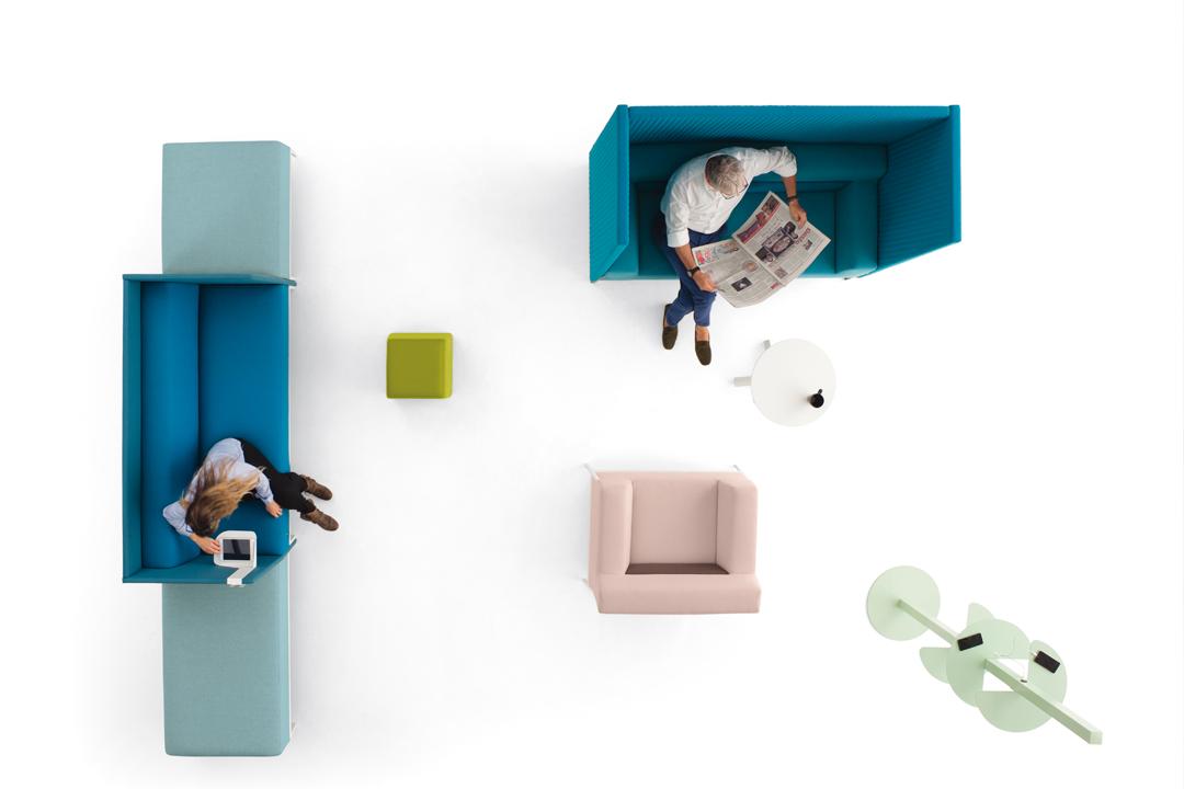 soft seating Burama 4