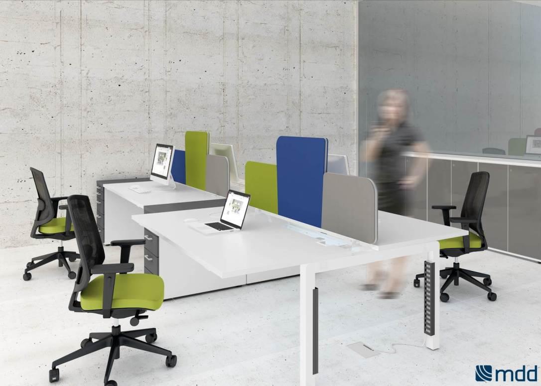isolation acoustique mobilier de bureau Burama 3