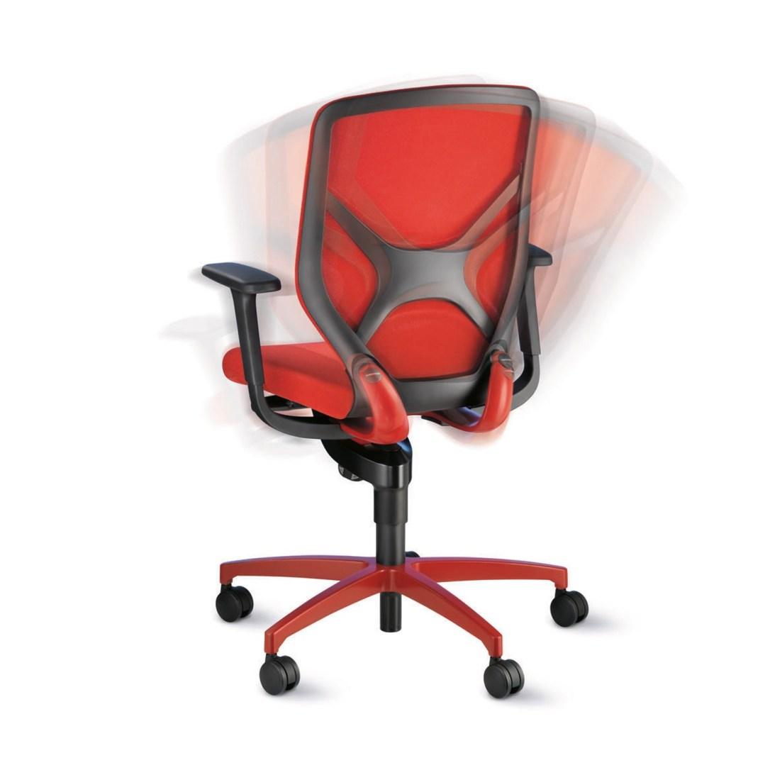 chaise bureau ergonomique Burama 3