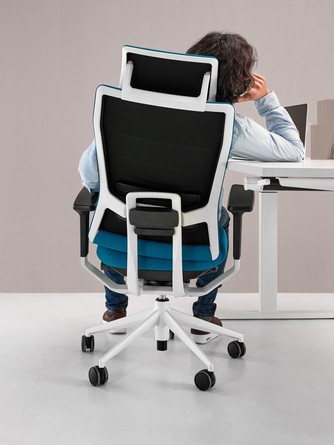 chaise bureau ergonomique Burama