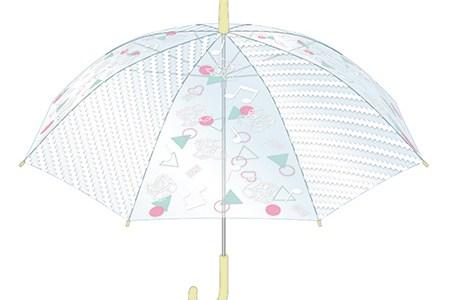 """梅雨の雨を晴れやかに乗り切れ!""""初音ミク""""デザインビニール傘がファミリーマートから数量限定で発売!"""