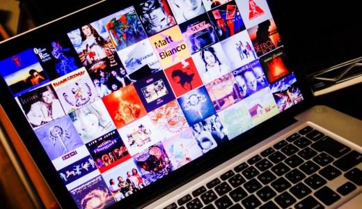MacでPCオーディオを楽しむ人にピッタリ!iTunes Artworkスクリーンセーバーがめちゃオシャレ!