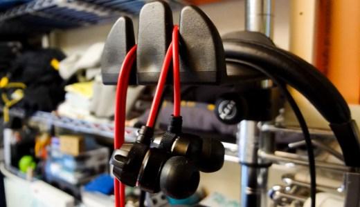 メタルラックと相性抜群のヘッドホンスタンド!機能的でスペースを有効活用できます。