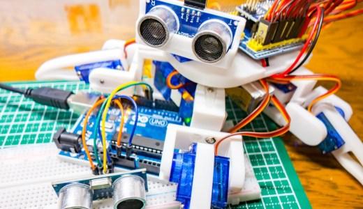 【Arduino入門編⑪】超音波センサーを使って距離の測定や障害物の検知をやってみる![HC-SR04]