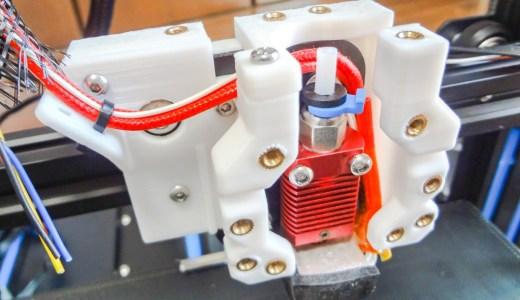 【3Dプリンタ】初めて3Dプリントパーツにインサートナット(ヒートインサート)を封入。その熱圧入の検証をしてみました!