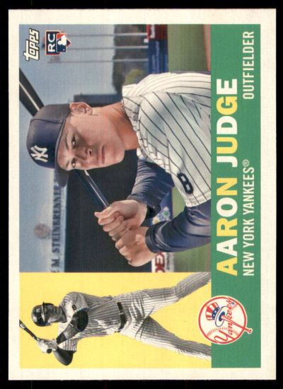 2017 Topps Archives #62 Aaron Judge RC