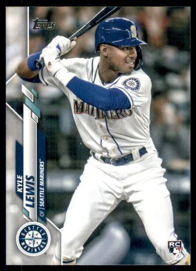 2020 Topps #64 Kyle Lewis RC