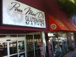 Pam MacD's Gluten Free Market