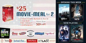 HURRY!! Enter TODAY Only To Win a FREE Deal from MyMovieDeals.com. Vouchers Expire Sunday…Have A Date Night This Memorial Day Weekend!!