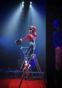 Circus Vargas Opens Thanksgiving Night…Here's Our Last Giveaway. Enter To Win 4 Tickets!