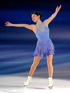 Olympic Champion Kristi Yamaguchi Will Visit The Rink December 4th!