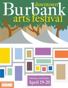 "Downtown Burbank ARTS Festival To Get A Little ""Animated."""