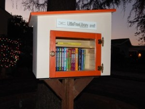 Little Free Libraries Are Popping Up In Burbank
