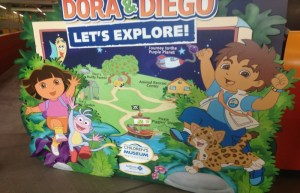 Explore With Dora & Diego And The Science of Speed At Discovery Cube LA!