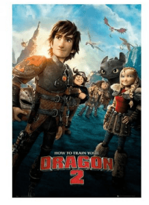 Library Family Film - How To Train Your Dragon 2 @ Buena Vista Branch Library | Burbank | California | United States