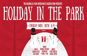 Holiday In The Park Is Coming!