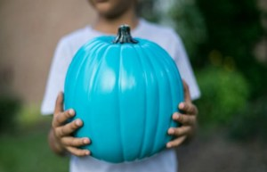 A List Of Burbank Homes Participating In The Teal Pumpkin Project For Trick Or Treating!