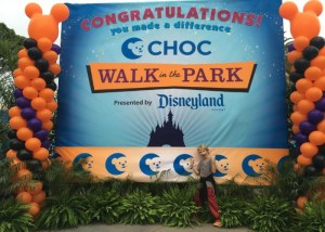 The 2016 CHOC Walk In Disneyland Surpassed Its Goal!