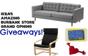 You Could Win HUGE At IKEA Burbank's Grand Opening On February 8th!