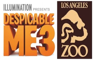 Get Your Gru On! 'Despicable Me 3' At the LA Zoo June 16th-18th