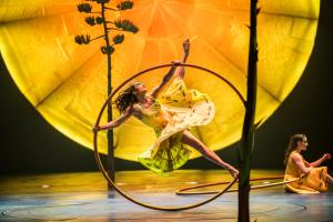 Cirque Du Soleil: LUZIA @ Dodger Stadium