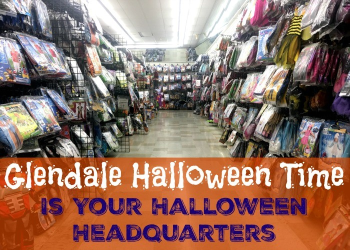 Glendale Halloween Time Has (Literally) Everything You'd Need For ...