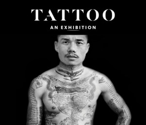Tattoo's And Their History Are On Display In The Natural History Museum's Newest Exhibit