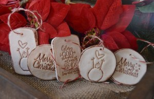 These Easy DIY Salt Dough Ornaments Are A Fantastic Holiday Gift Idea!