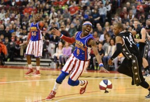 The Harlem Globetrotters Are Dribbling Back To Town!