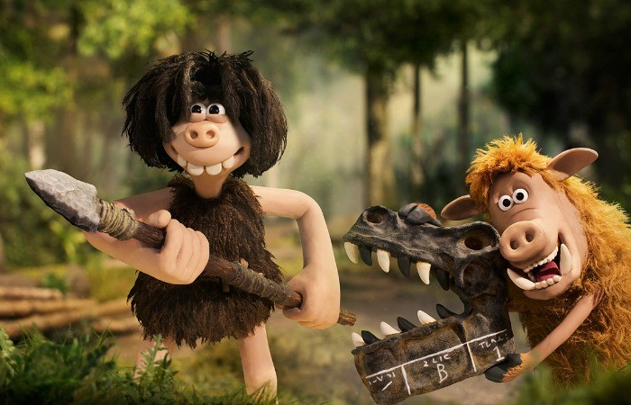 'Early Man' Is A New Family Favorite