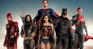 'Justice League' - Free Outdoor Movie @ Burbank Town Center - Old IKEA Lawn