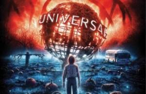 Universal Studios Halloween Horror Nights With Stranger Things