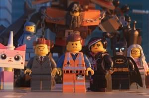 Lego Movie 2 gang