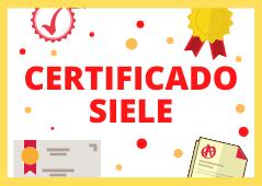 Certificado SIELE español