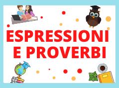 Espressioni e proverbi in spagnolo