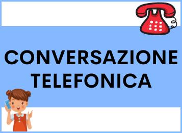 Parlare al TELEFONO in spagnolo